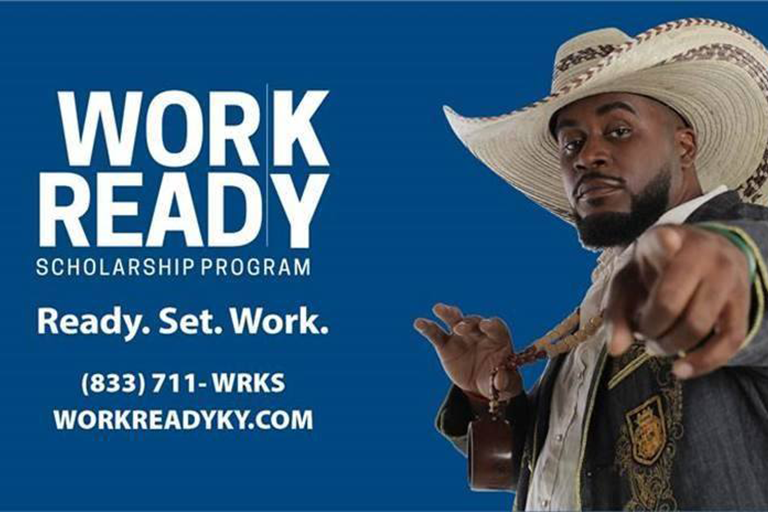 Work Ready Ky Scholarship logo