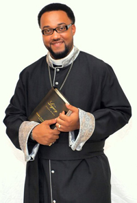 image of Pastor Christopher Lee