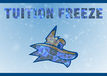 Tuition Freeze with icy Pathfinder