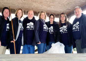 MCTC Cares Day